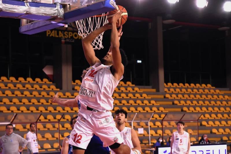 Rinvio gara Basketball Club Lucca - Spezia Basket