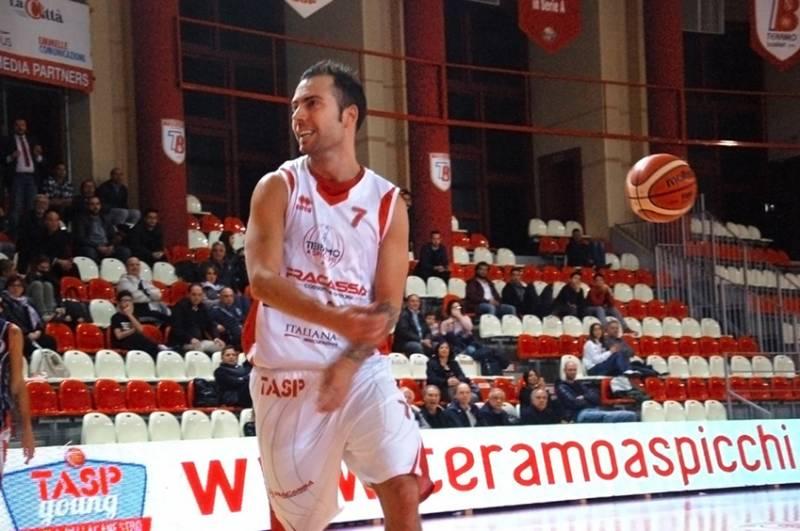 La TaSp vince il derby contro il Basketball Teramo