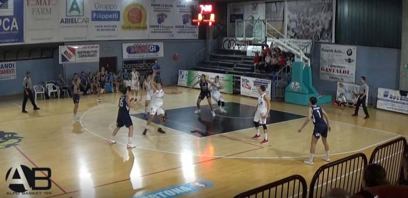 L'Ecodent Point Alpo fa suo il big match con l'Autosped Castelnuovo Scrivia