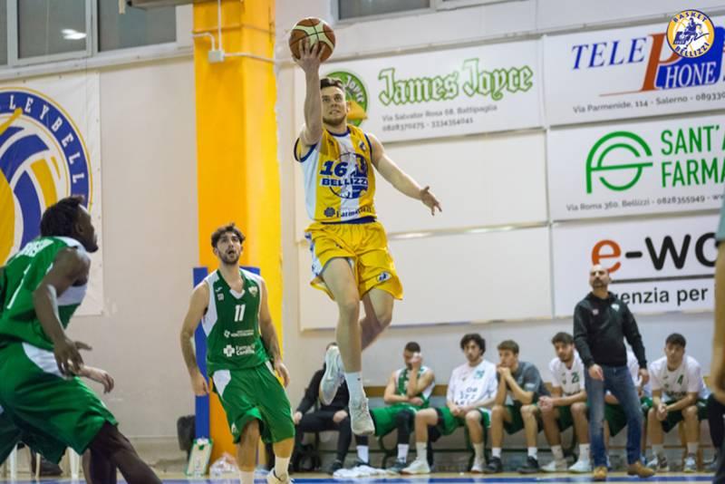 Impegno sul campo del Basket Irpinia per Bellizzi