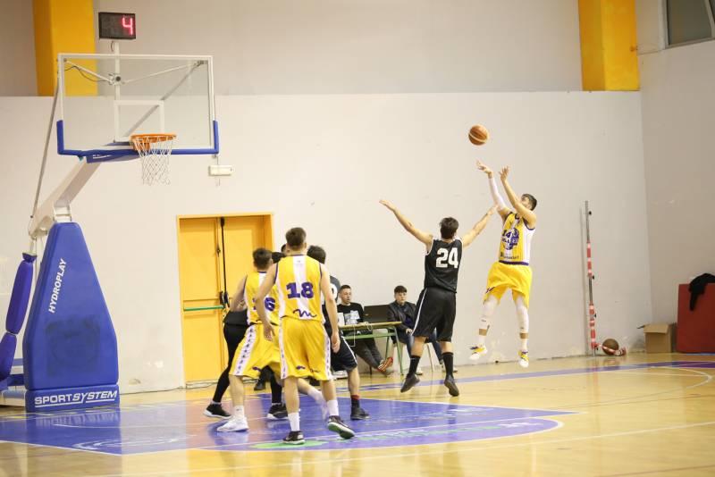 Il Basket Bellizzi ospita il C.A.P. Nola. A fine gara sarà presentato il nuovo inno gialloblu