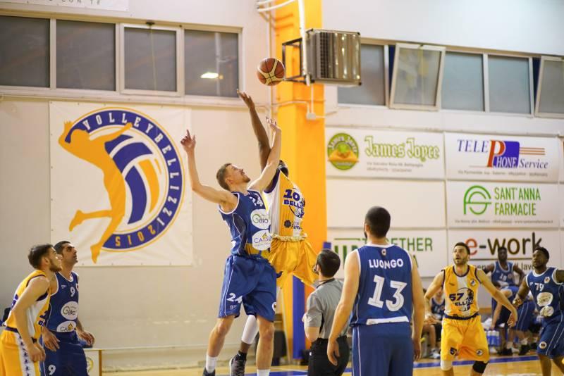 Basket Bellizzi da sogno: battuta Partenope 67-63. Verdetto rimandato a gara 3