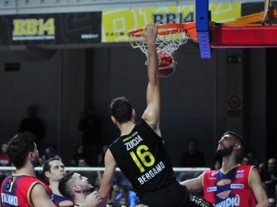 Capolavoro Bergamo, schiantata Casale e conquistata la Final Eight di Coppa Italia