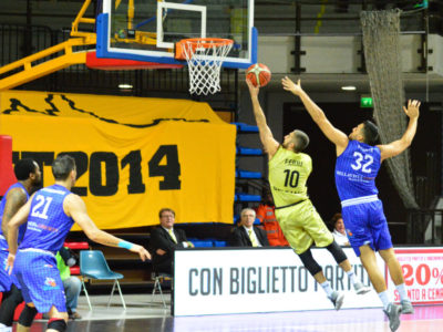 Bergamo conquista con merito la prima vittoria casalinga della sua stagione