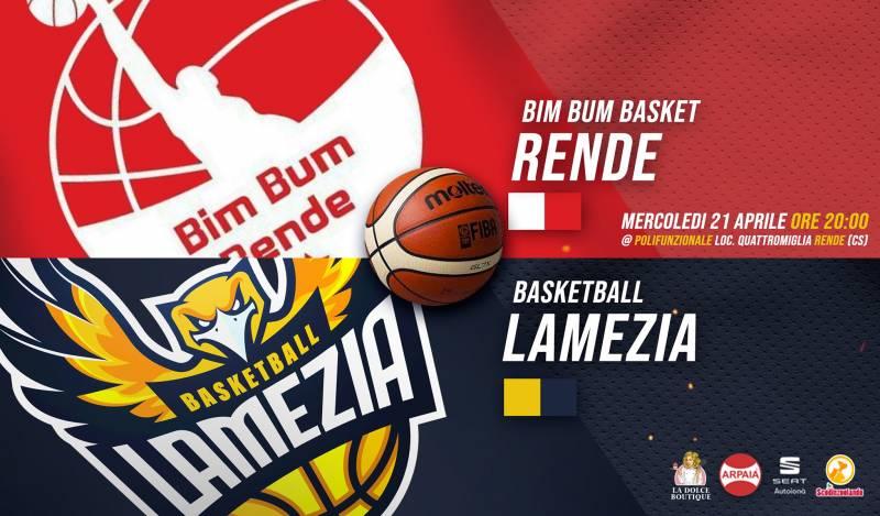 Il Basketball Lamezia si aggiudica il derby calabrese