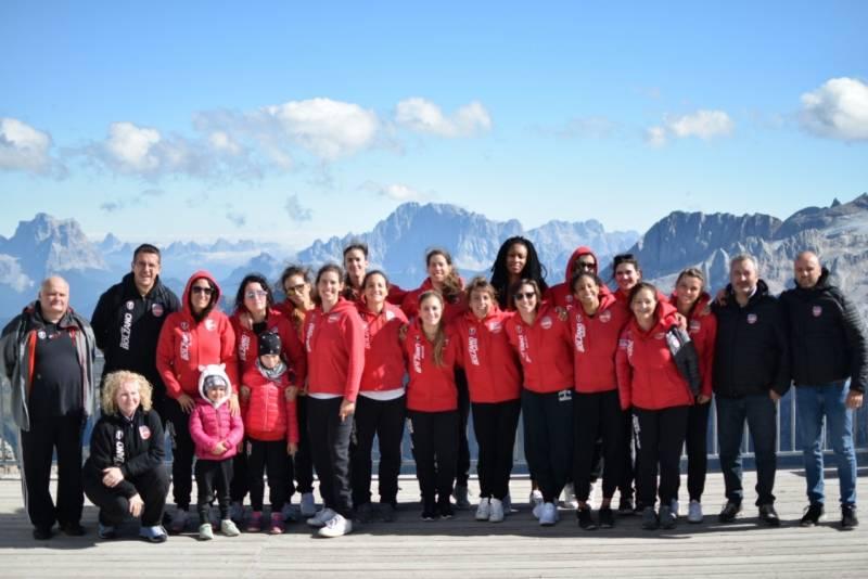 Cala il sipario: Acciaierie Valbruna Bolzano sfida il Fanola San Martino di Lupari