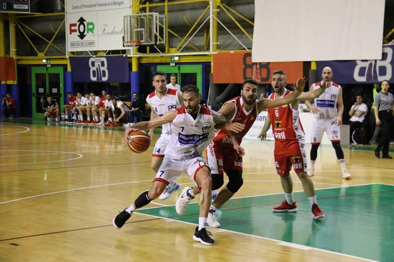 Rimini campione, Bologna Basket 2016 sconfitto con onore
