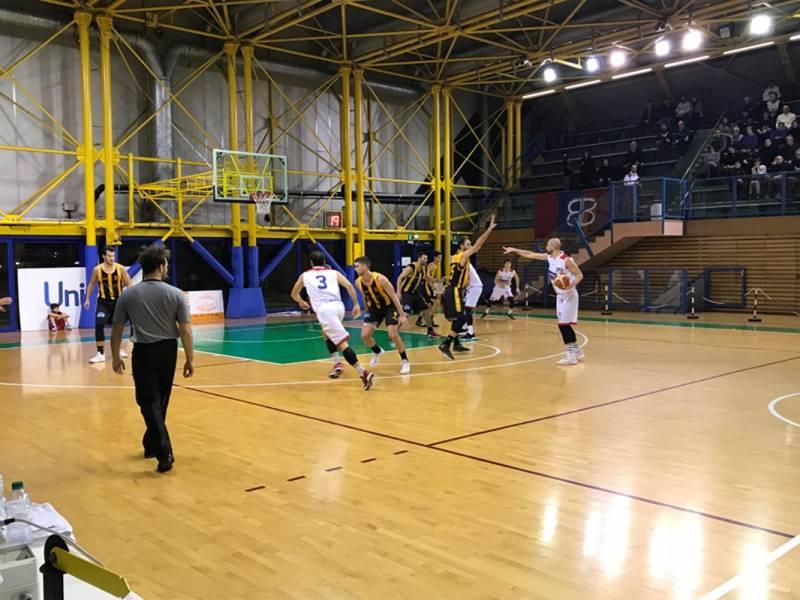 Bologna Basket 2016, pronto riscatto e vittoria con Imola