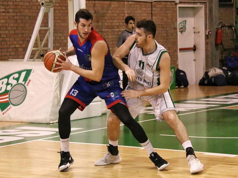 Sconfitta di misura del Bologna Basket 2016 con Bsl San Lazzaro