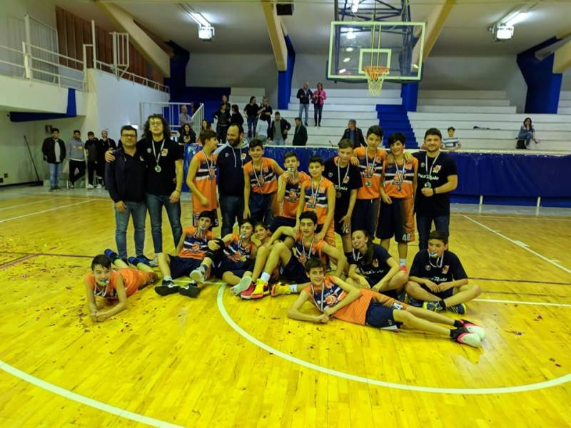 One Team, U13 Elite da infarto: Kioko piegata all'overtime! Arancioblu campioni regionali