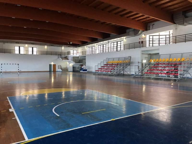 Il PalaMili concesso in gestione a     Basket School Messina e ASD Handball Messina