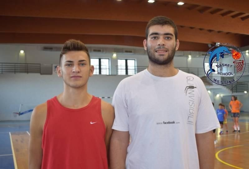 Gli under Olivo e Gullo completano il roster della ZS Group Messina