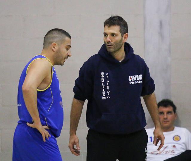 Francesco Abbri e Stefano De Vita ancora insieme al timone della Prima Squadra