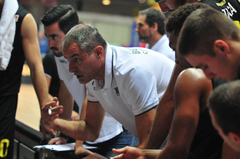 Bergamo saluta Coach Sandro Dell