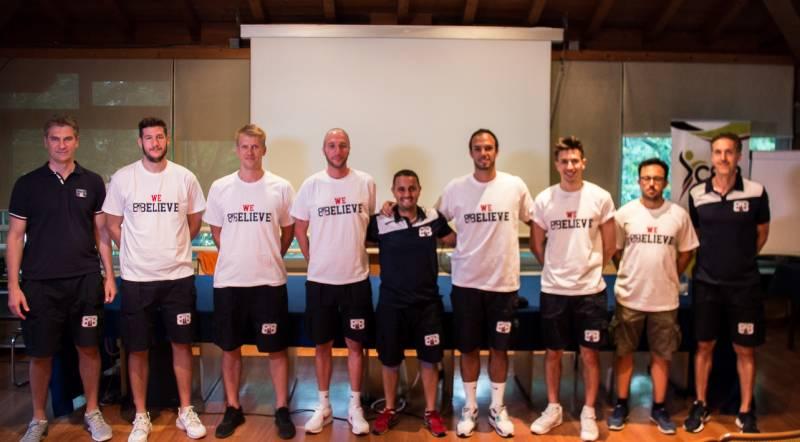 Ansaloni, Zhytaryuk, Nucci: il Bologna Basket 2016 ricomincia da tre