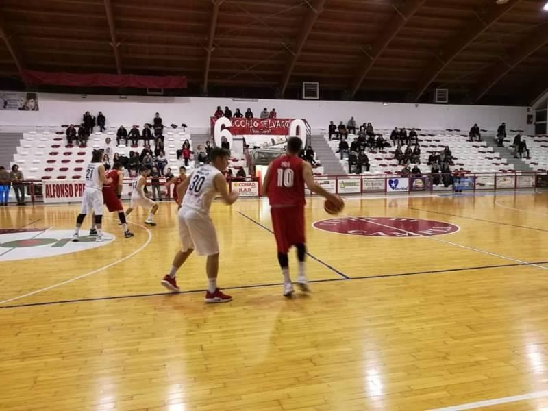 L'Unibasket Amatori ingrana la quinta, Campli va ko a domicilio