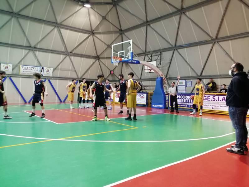 Basket Casapulla tutto cuore: con l'ENSI una vittoria che vale oro!