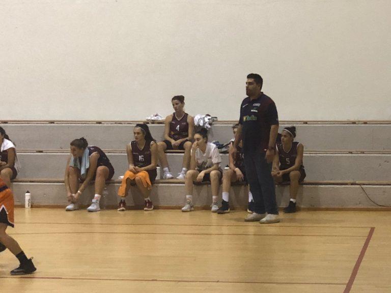 Todis Salerno Basket '92, tonfo fragoroso a Castellammare