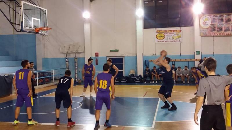 Svincolati Milazzo , netta vittoria esterna sul Castanea Basket .