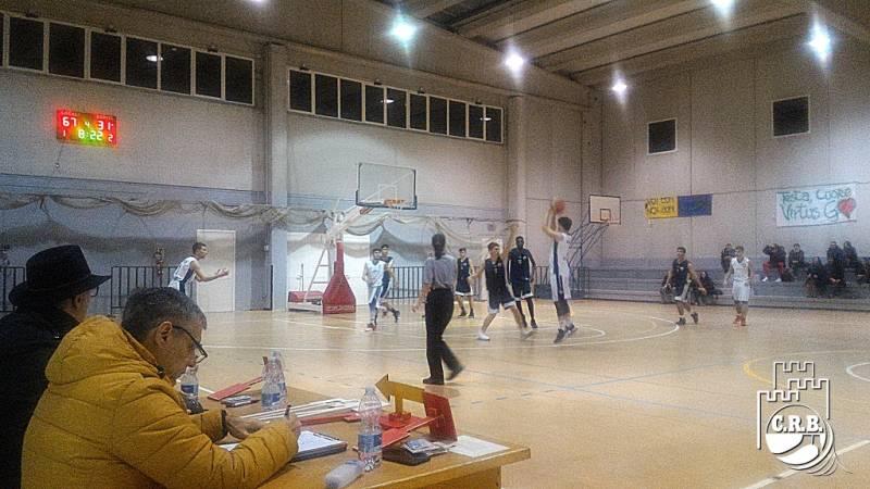 Girone B: i Castelli Romani vincono in casa contro il Bk Tuscolano