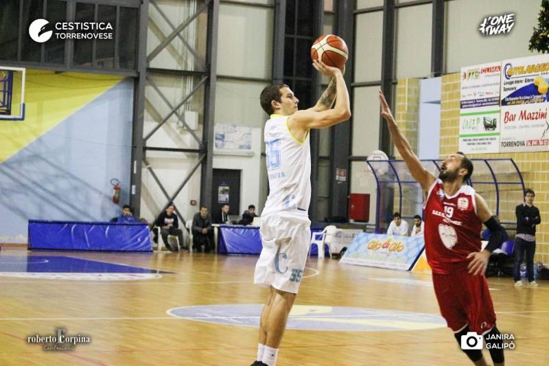 Il 2019 comincia con una vittoria: Torrenova batte Milazzo