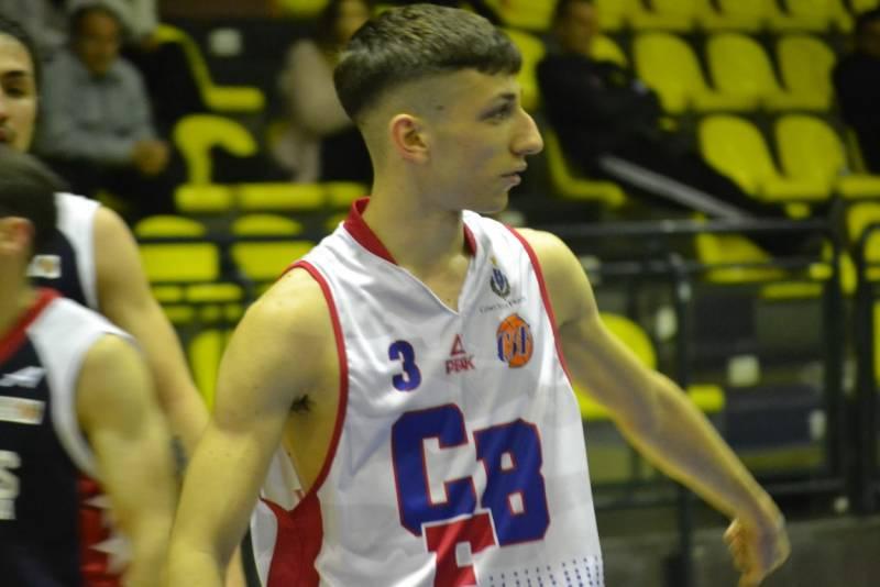 Inizia bene il 2020 della serie C Gold maschile del Club Basket Frascati che supera Alfa Omega
