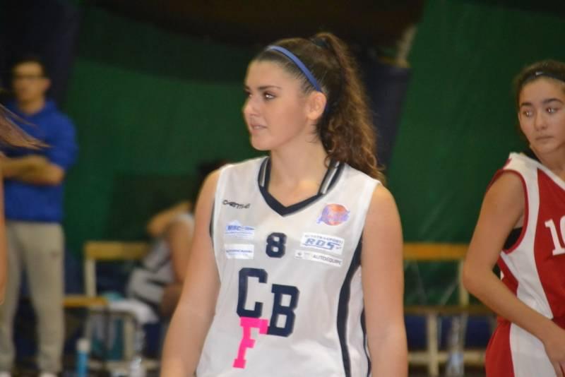 Club Basket Frascati, buona la prima. Alessia Candidi: