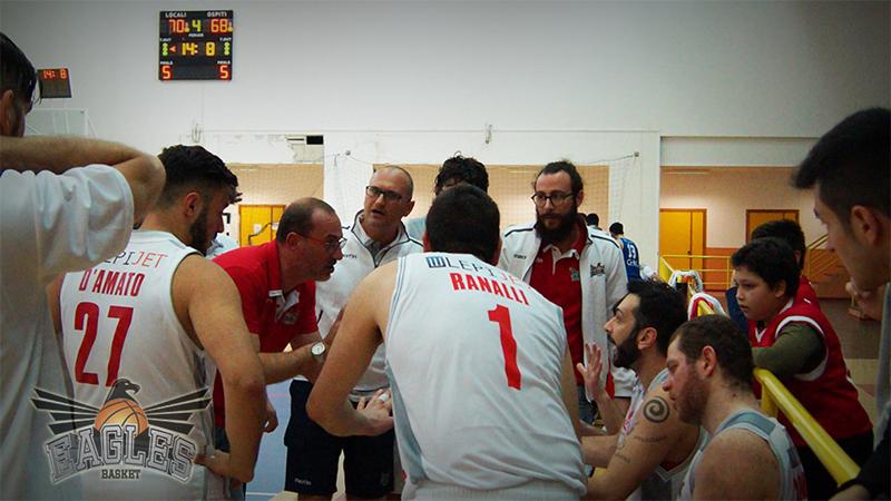 Trasferta amara a Ragusa, cade la Eagles Palermo: si va a Gara3