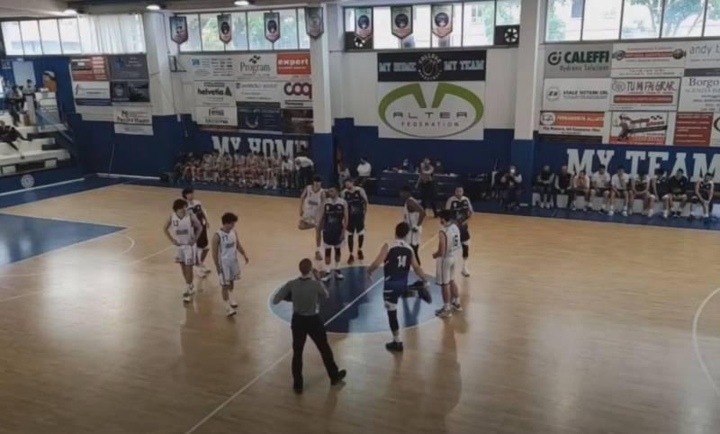 Contro Ciriè arriva la decima: si chiude senza sconfitte la regular season del College Basketball