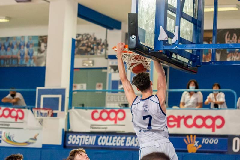 Sconfitta anche a Borgomanero per l'Acea Virtus Siena: il College Basket passa il turno