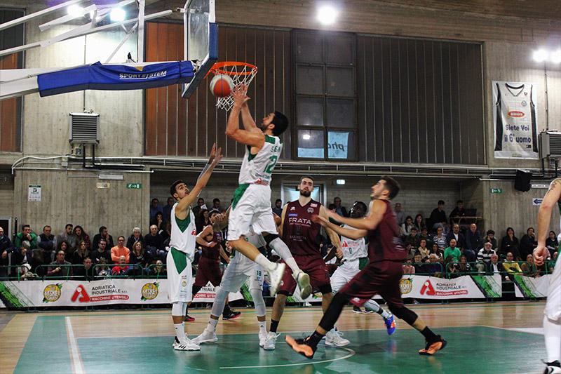 Un buon primo tempo non basta, Corato si arrende a Nardò 72-85