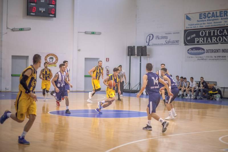 La Nivea Santa Croce espugna Alghero e approda in finale