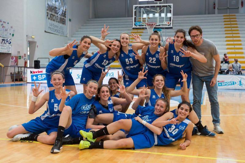 Marghera conquista il terzo posto alle Finali Nazionali