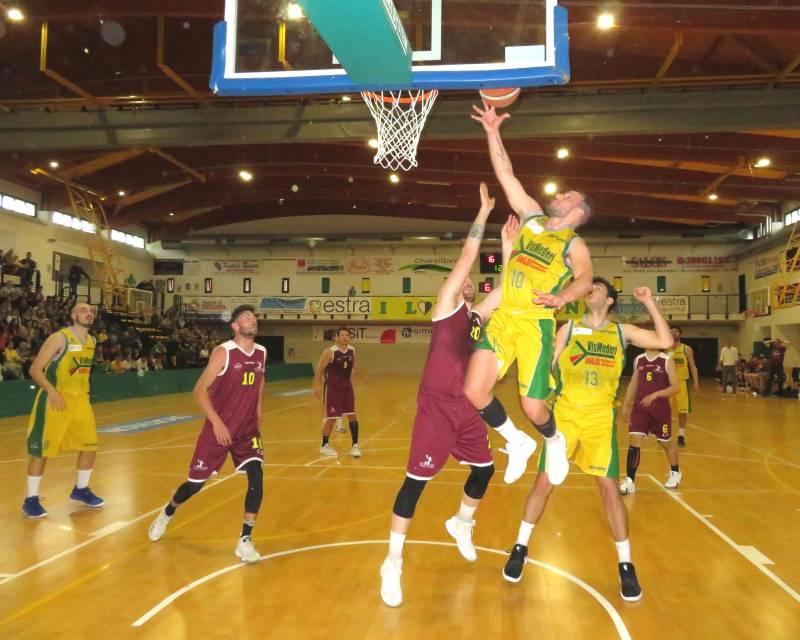 La Vismederi Costone aspetta la Libertas Livorno in gara 1 di semifinale