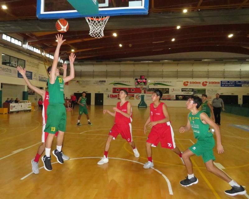 Bancacras Vismederi costone batte Arezzo e consolida la 3^ posizione in classifica