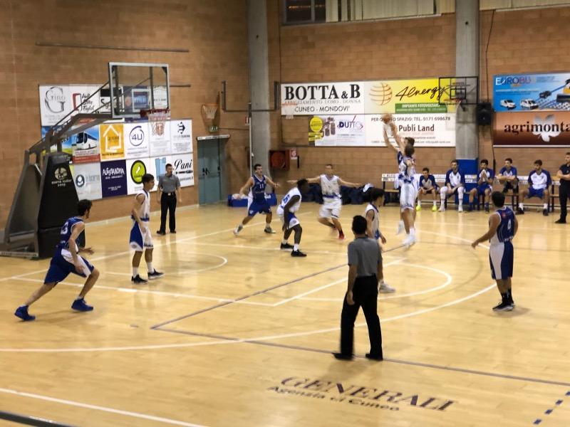 Una combattiva Vimark Cuneo torna al successo contro la Cestistica Pinerolo, seconda in classifica