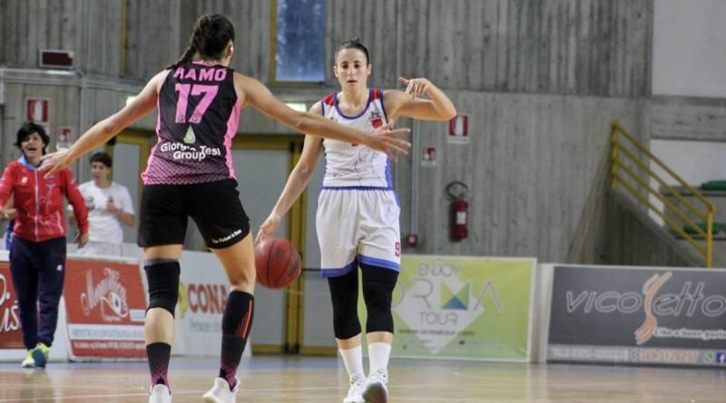Alma Patti, ultima chiamata per il 5° posto. Al PalaCus sfida determinante a Cagliari