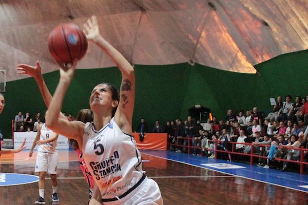 Gruppo Stanchi Athena: a Cagliari gli sprazzi di bel gioco non bastano, il Cus vince largamente