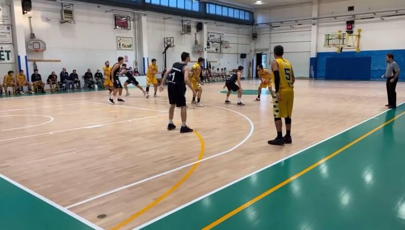 Serata amara per la Cosmocare Cus Pisa Basket contro Tarros Spezia
