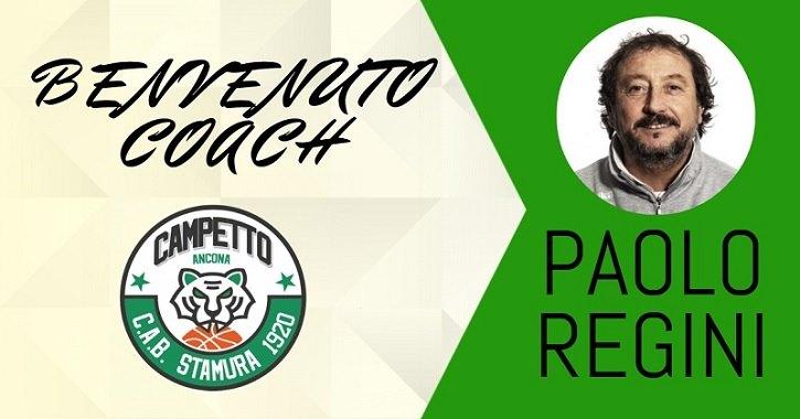 La Luciana Mosconi Ancona saluta Coach Sandro Pozzetti e accoglie Paolo Regini