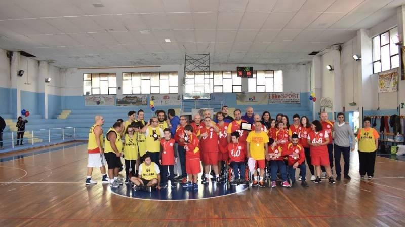 Il Castanea Baskin Messina scende in campo per la Giornata Nazionale della Disabilità