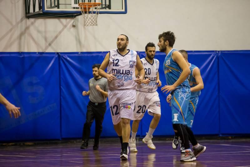 Miwa Energia, varato il calendario del campionato di C Silver. Debutto il 6 ottobre in casa contro il Basket Parete