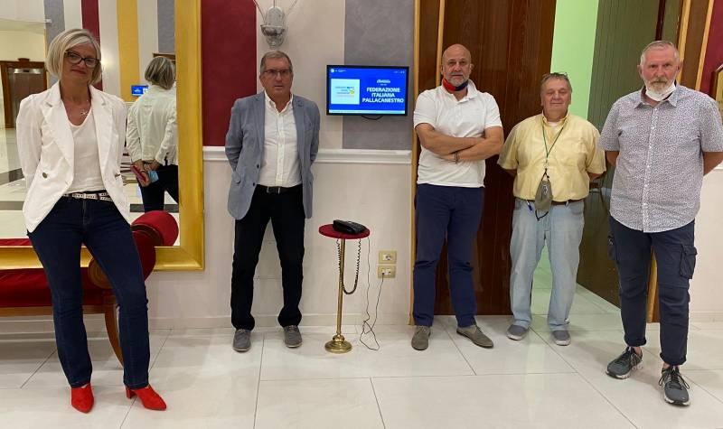 Antonio Galli confermato Presidente Regionale Fip Emilia-Romagna per il quadrienno 2021-24