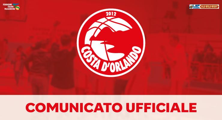 Perfezionata l'iscrizione alla Serie B 2019/2020