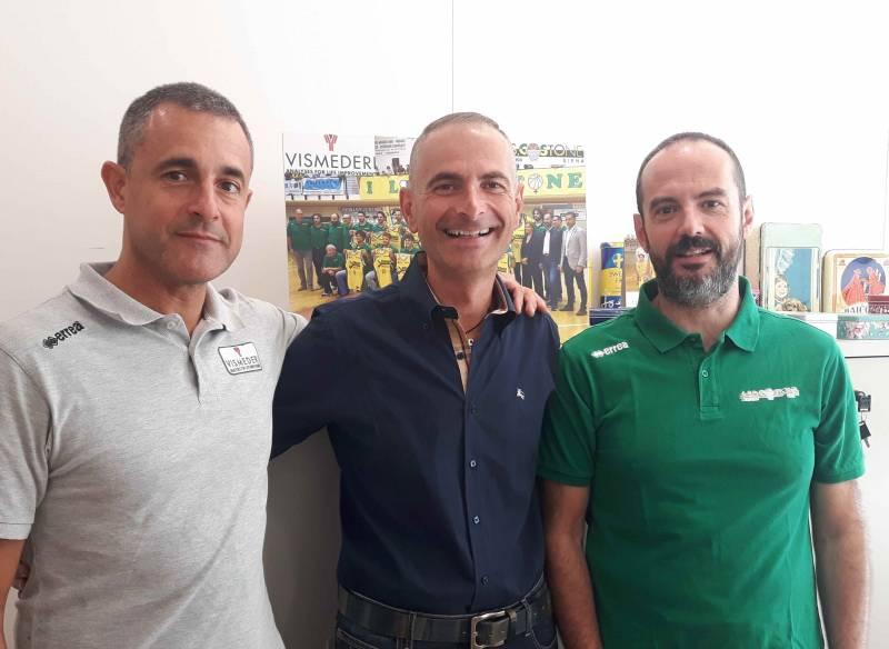 Andrea Naldini nuovo General Manager e Direttore Sportivo della Vismederi Costone
