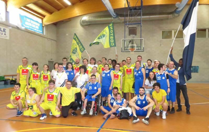 Cremona, Campione indiscussa delle Finali Nazionali Baskin 2018-19