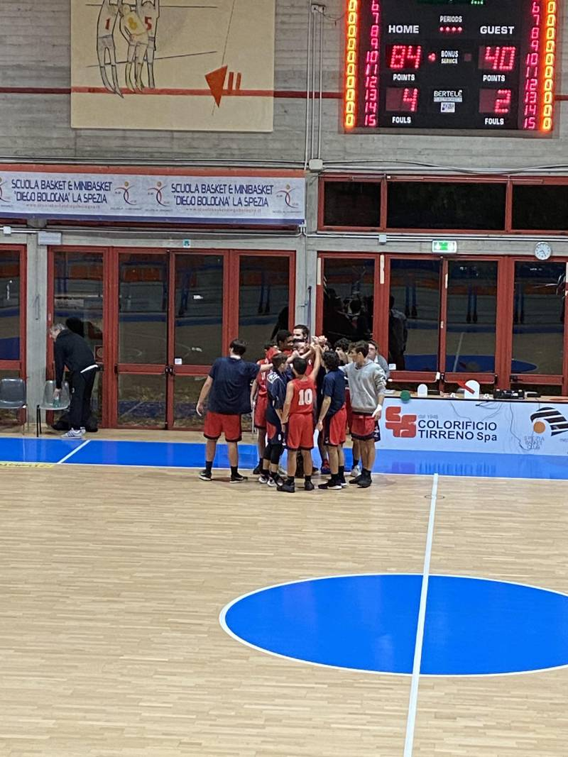 scuola Basket Diego Bologna: A SEGNO ANCHE CON JUVE PONTEDERA