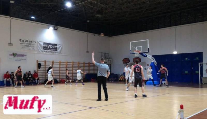 Inizia con una vittoria a Firenze la seconda fase della Mufy s.r.l. Terranuova Basket