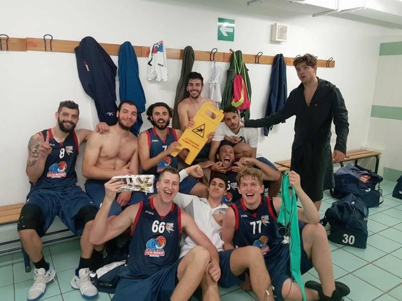 Alfa campione della Serie C Silver 2017/18