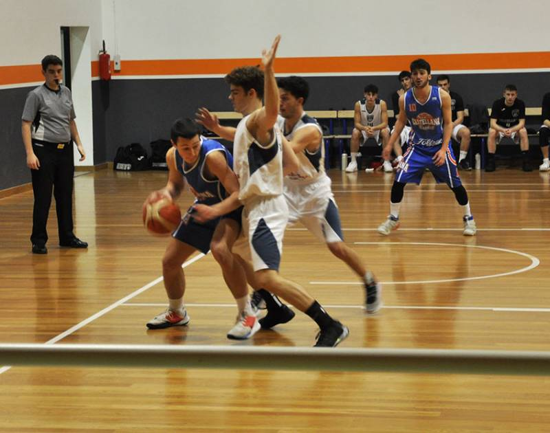 Una bella partita di basket